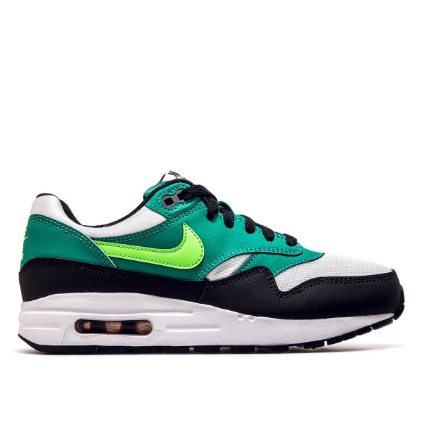Nike Wmn Air Max 1 GS White Green Strike