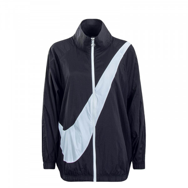 Damen Jacke Swoosh NSW Black White