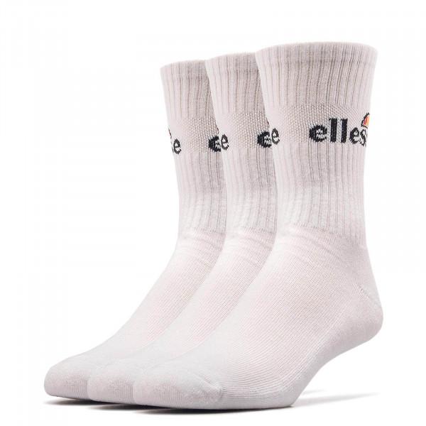 Socken - 3er Pack Arrom  - White