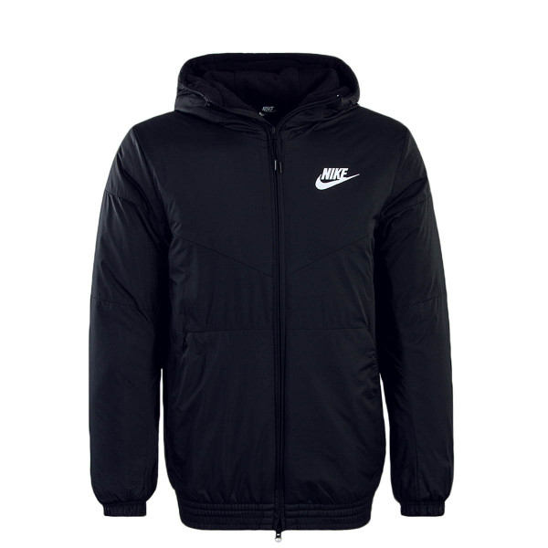 Nike Jkt NSW SYN Fill HD Black White