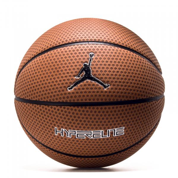 Jordan Ball Hyper Amber Black