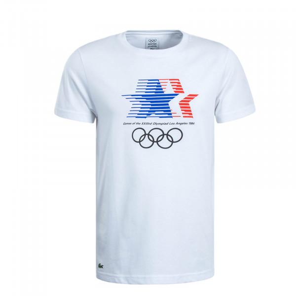 Herren T-Shirt 4183 White