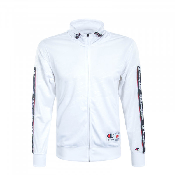 Herren Trainingsjacke 212799 White