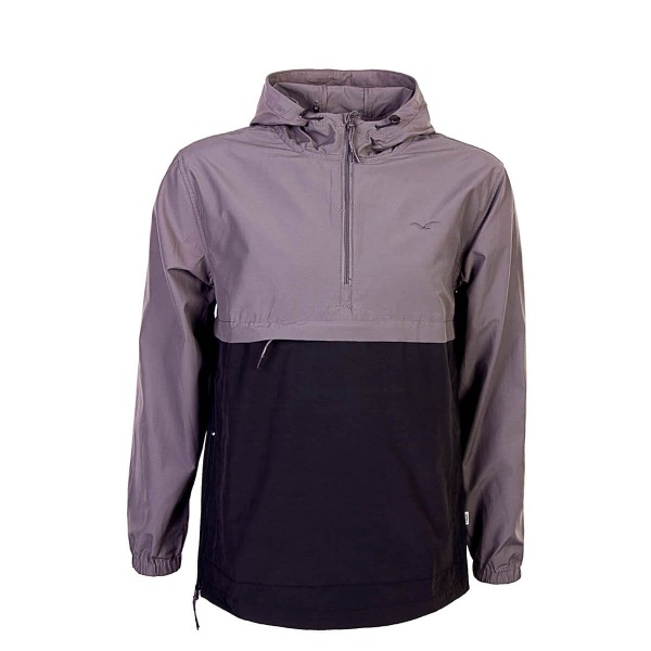Clepto Breaker City HHooded 2 Grey Blk