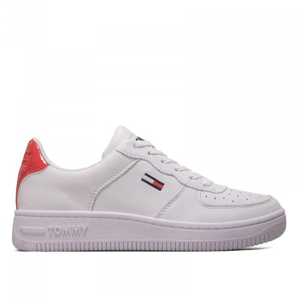 Damen Sneaker - Jeans Basket Sneaker - White