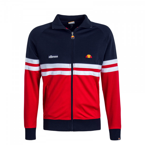 Herren Trainingsjacke Rimini Navy Red