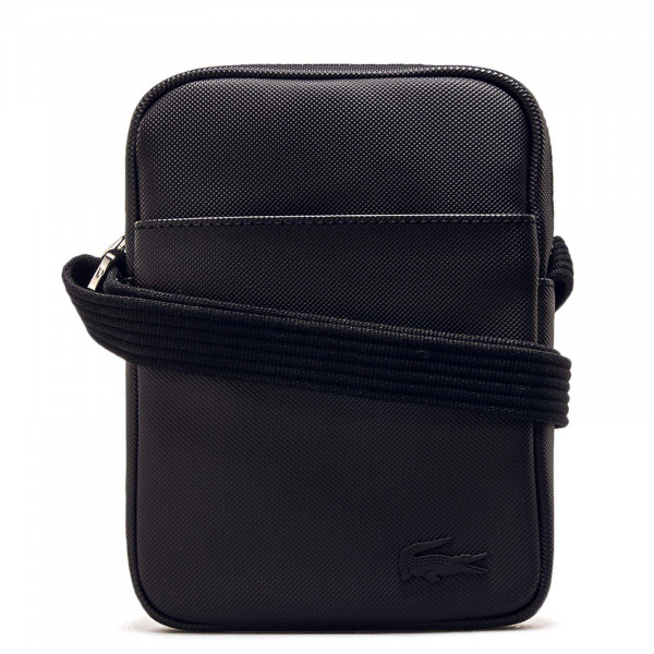 Lacoste Bag Mini Slim Vertical Black