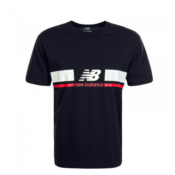Herren T-Shirt MT93550 BK Black