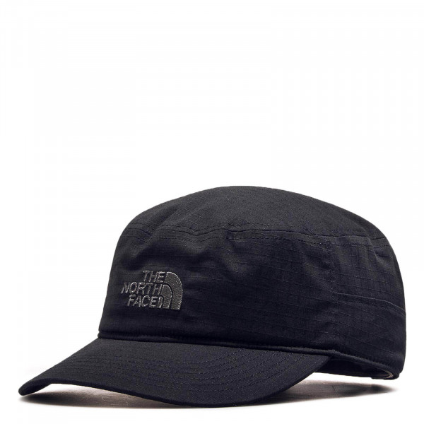 Cap Military Hat Black