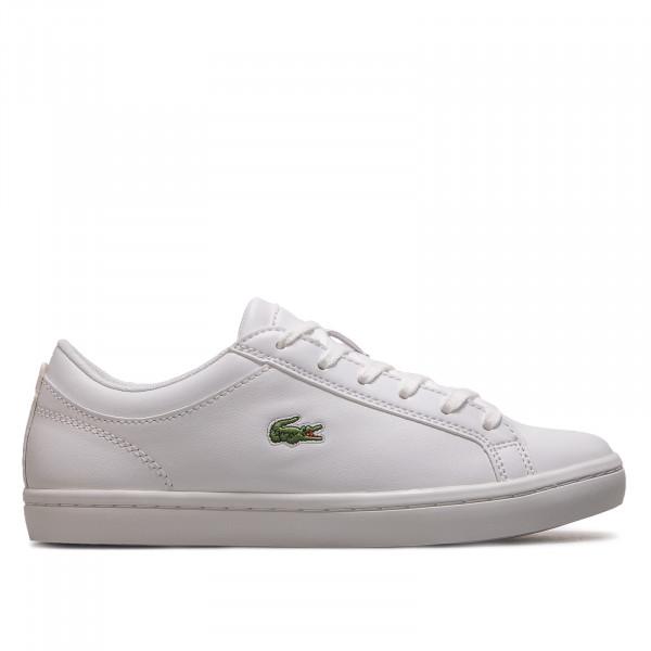 Damen Sneaker Straightset BL 1 SPW White
