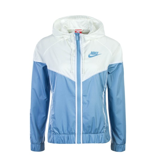 Nike Wmn Jkt NSW Windrunner Blue White