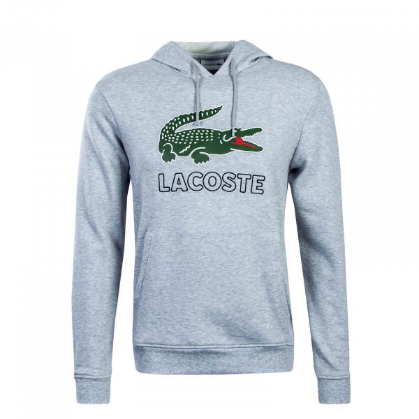 Lacoste Hoody SH6342 Grey