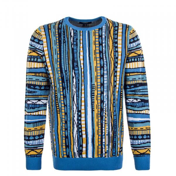 Herren Knit Theodore Blue