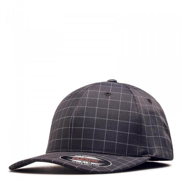Cap Flexfit Square Check Grey