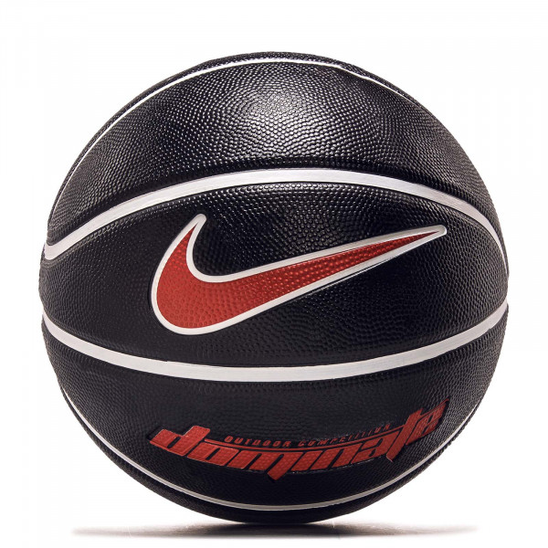 Basketball Dominate 8P Black White Uni