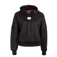 Adidas Wmn Hoody EQT 6145 Black