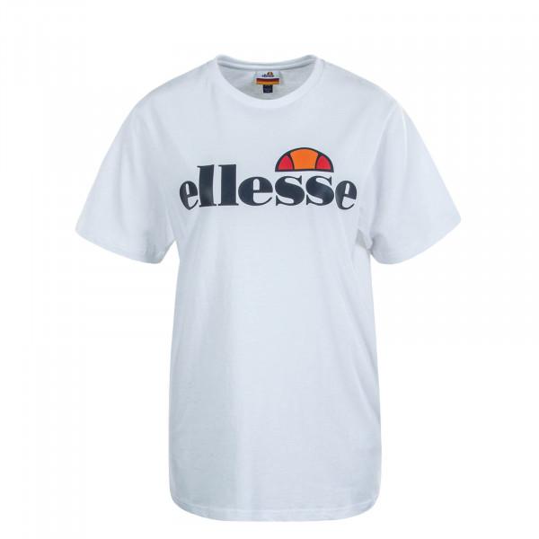 Damen T-Shirt Albany White
