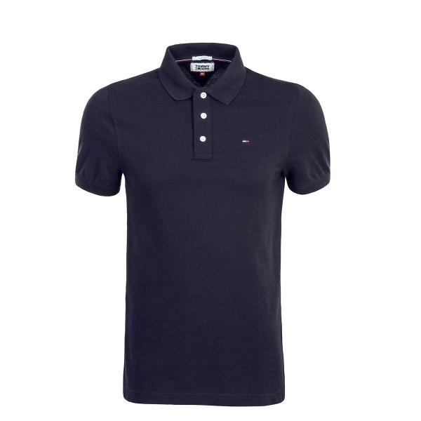 Tommy Polo TJM Original Fine Black
