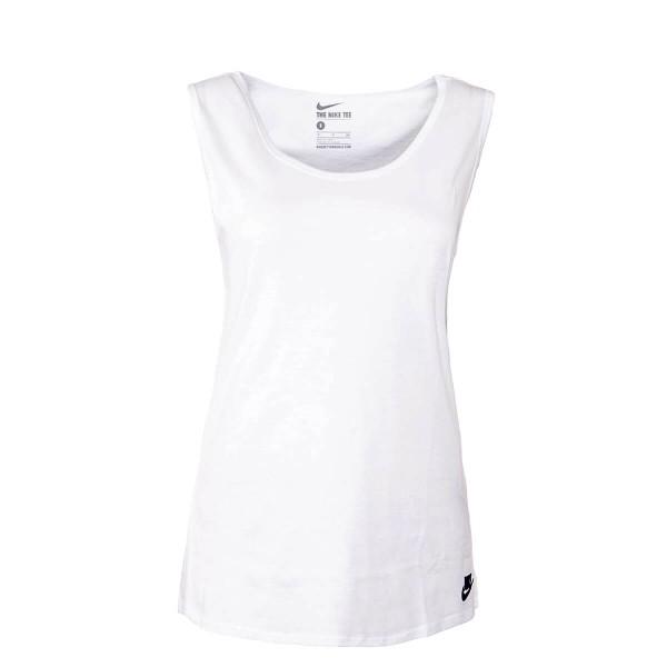 Nike Wmn Top Futura White