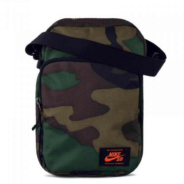 Bag Heritage Camouflage Orange