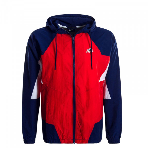 Herrenjacke Signa 4358 Red Navy