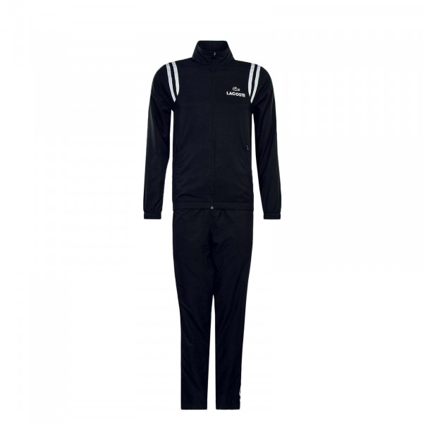 Lacoste Suit WH 3380 Black White
