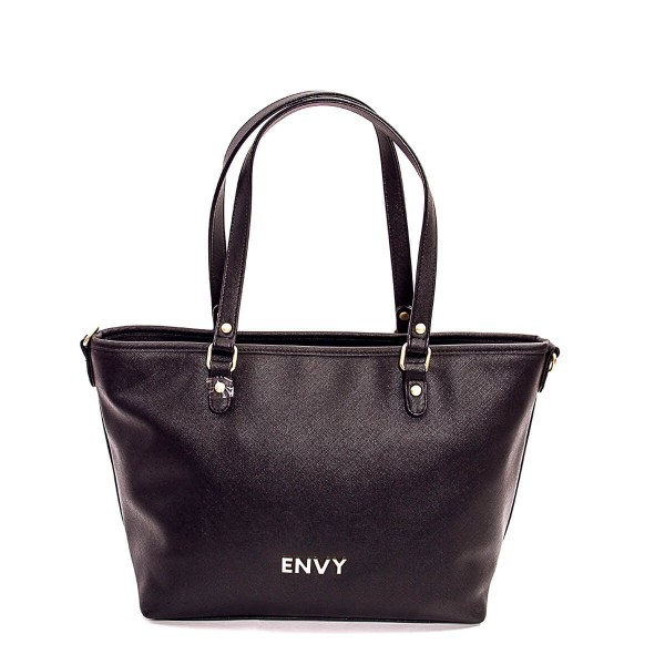 House Of Envy Bag Classy Shopper Black