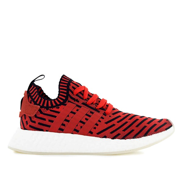 Adidas NMD R2 PK Red Black