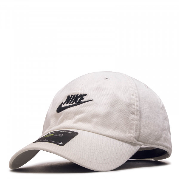 Cap NSW H86 Futura Washed White