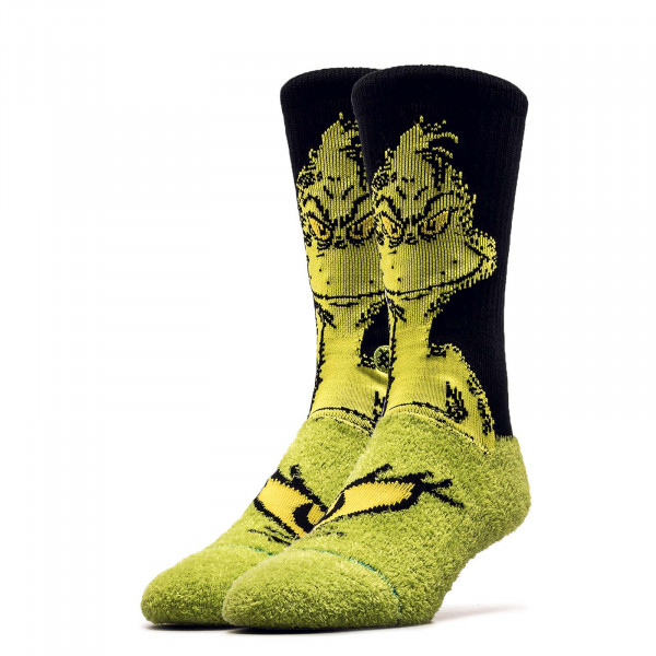 Socken Anthem The Grinch Green