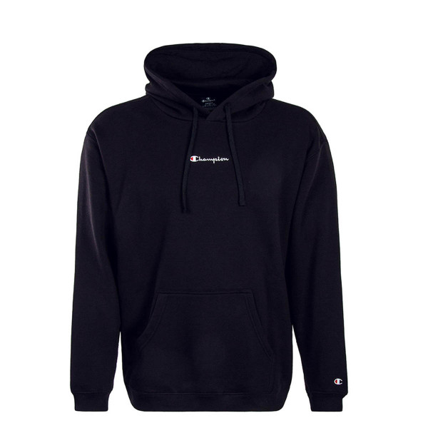 Champion Hoody 212076 Black White