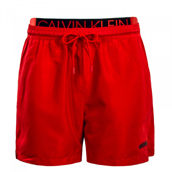Herren Boardshort Medium Red