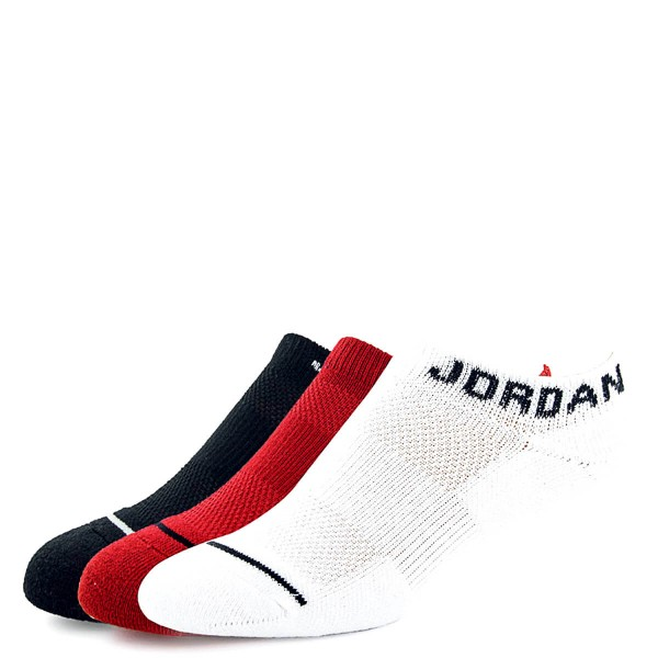Nike Jordan Socks SX 5546 3er Pack Red