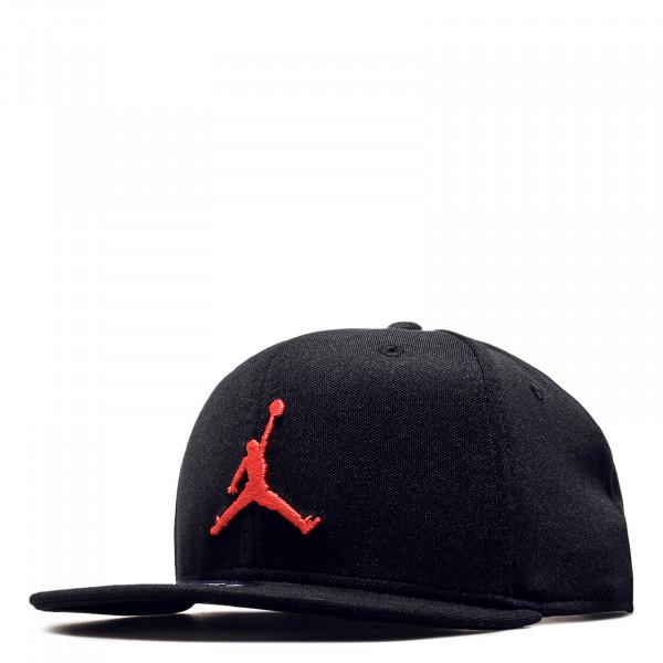 Nike Cap Jordan Jumpman Snapback Blk Red