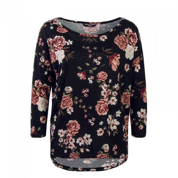 Only LS Elcos 4/5 Flowers Black