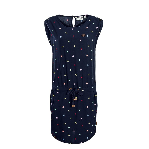Naketano Dress Kleider machen B. Navy