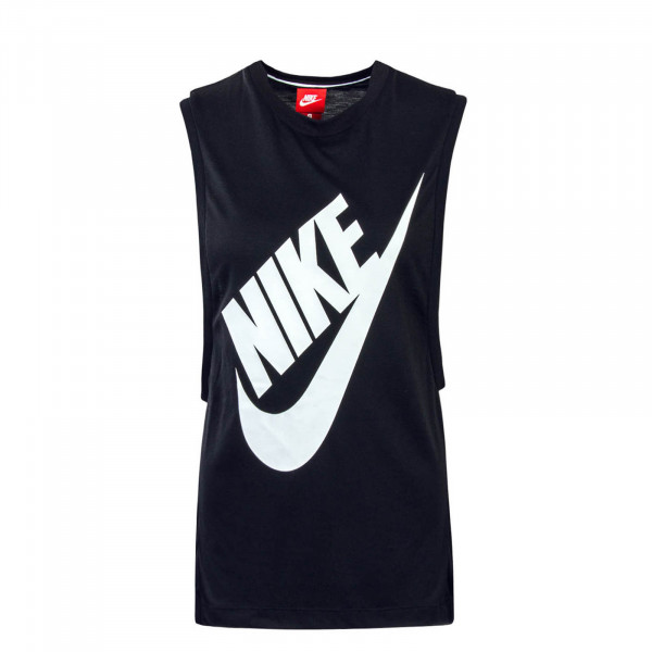 Nike Wmn Tank Top NSW Essntl Black White