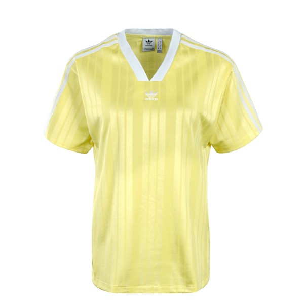 Adidas Wmn TS FSH Yellow White