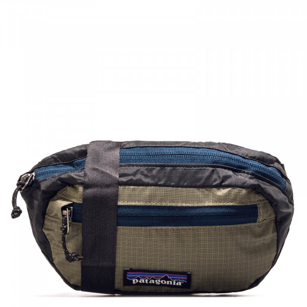 Hip Bag Hole Olive Black