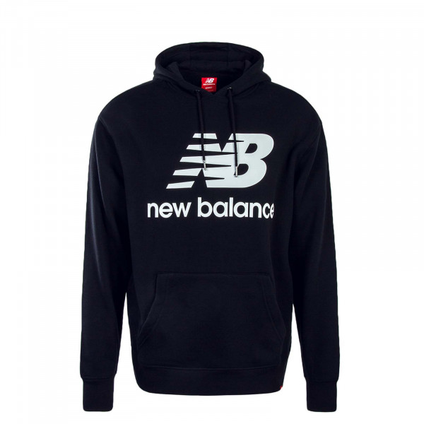 New Balance Hoody MT83585 BK Black White