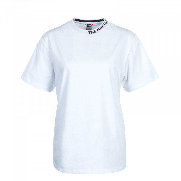 Damen T-Shirt Zumu White Black