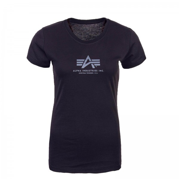 Alpha Wmn TS Basic Black