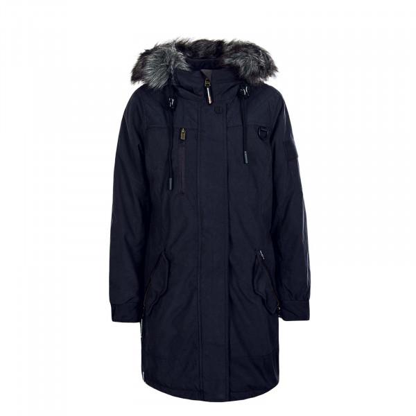 Damen Mantel Letizia Navy