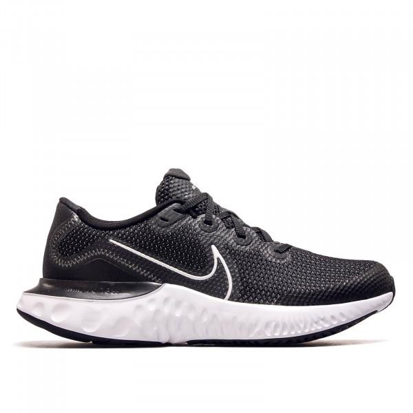 Damen Sneaker Renew Run GS Black Silver White