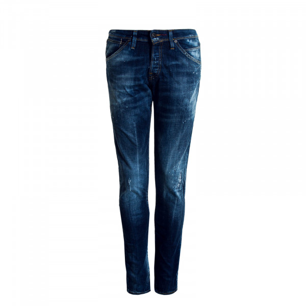 Herrenhose Glenn Fox Blue Denim