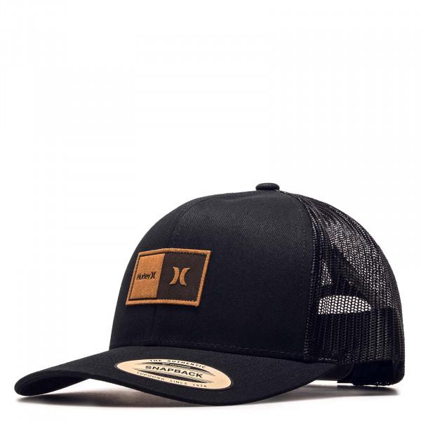 Unisex Cap - Fairway Trucker - Black