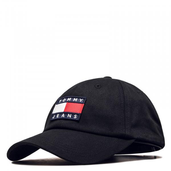 Cap TJW Heritage Black