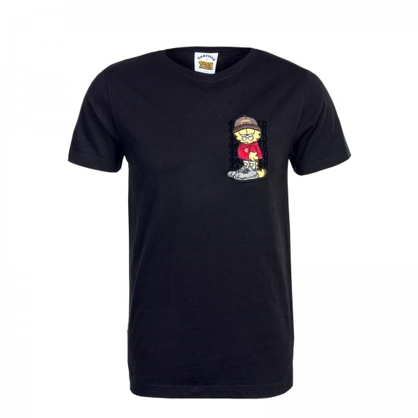 C&S TS Merch Garfield Black