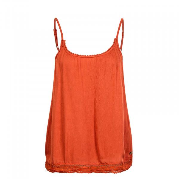Damen Top 10986AVEN Dark Orange