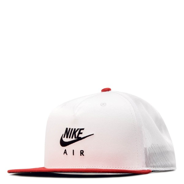 Nike Cap Pro Nike Air White Red Black